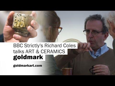 bbc-strictly's-richard-coles-talks-art-&-ceramics-|-goldmark