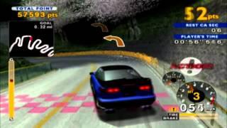Tokyo Xtreme Racer: DRIFT 2 - Subaru Alcyone SVX Drift Build Test