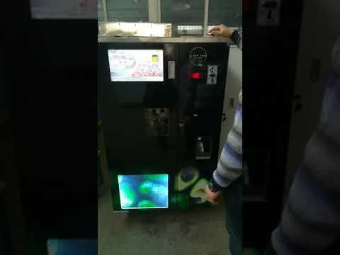 vending ice cream machine for Maylasiya market HM931 in 2017, automatic ice cream machine