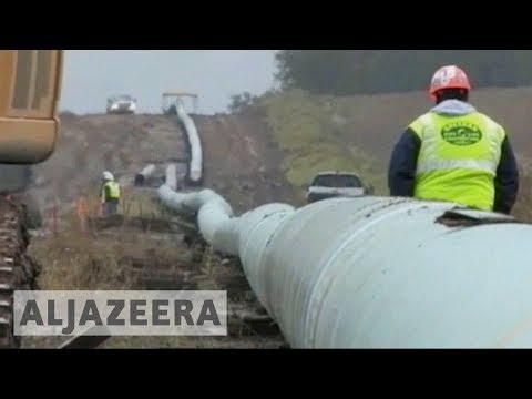 Nebraska approves Keystone XL pipeline route despite recent oil spill
