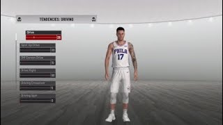 (J. J. Redick)NBA 2K19