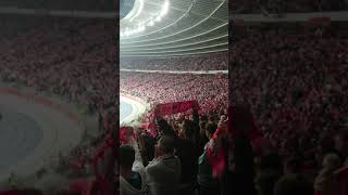 Polska - Portugalia 11.10.2018 stadion śląski