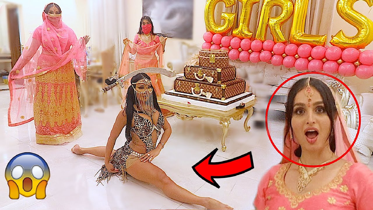 LANA'S BIRTHDAY SURPRISE *$300,000 GIFT* !!!