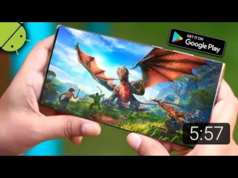 Top 5 New Android Games| Offline Games  Have To Play Store