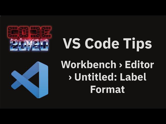 Workbench › Editor › Untitled: Label Format