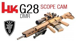 Airsoft Sniper Scope Cam - HK G28 DMR