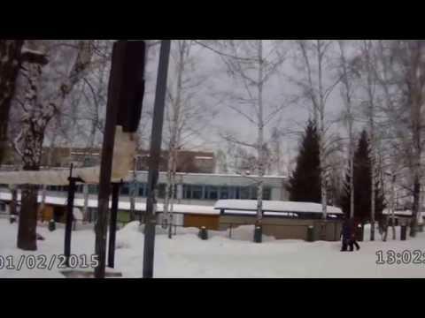 Сурск зимой 2015