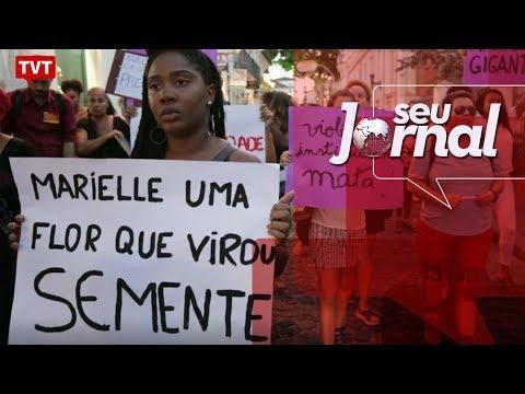 Especial Marielle Franco: Cap 4 - Marielle sai da vida para entrar para a história