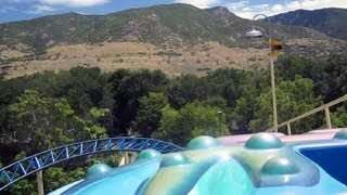 BomBora front seat on-ride HD POV Lagoon