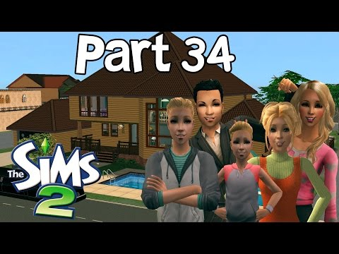 Let's Play: The Sims 2- Teenage Angst (Part 34)