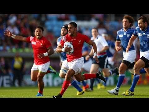 Tonga v Namibia - Match Highlights and Tries