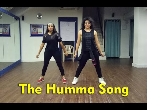 The Humma Song l OK Jaanu l Zumba l Workout