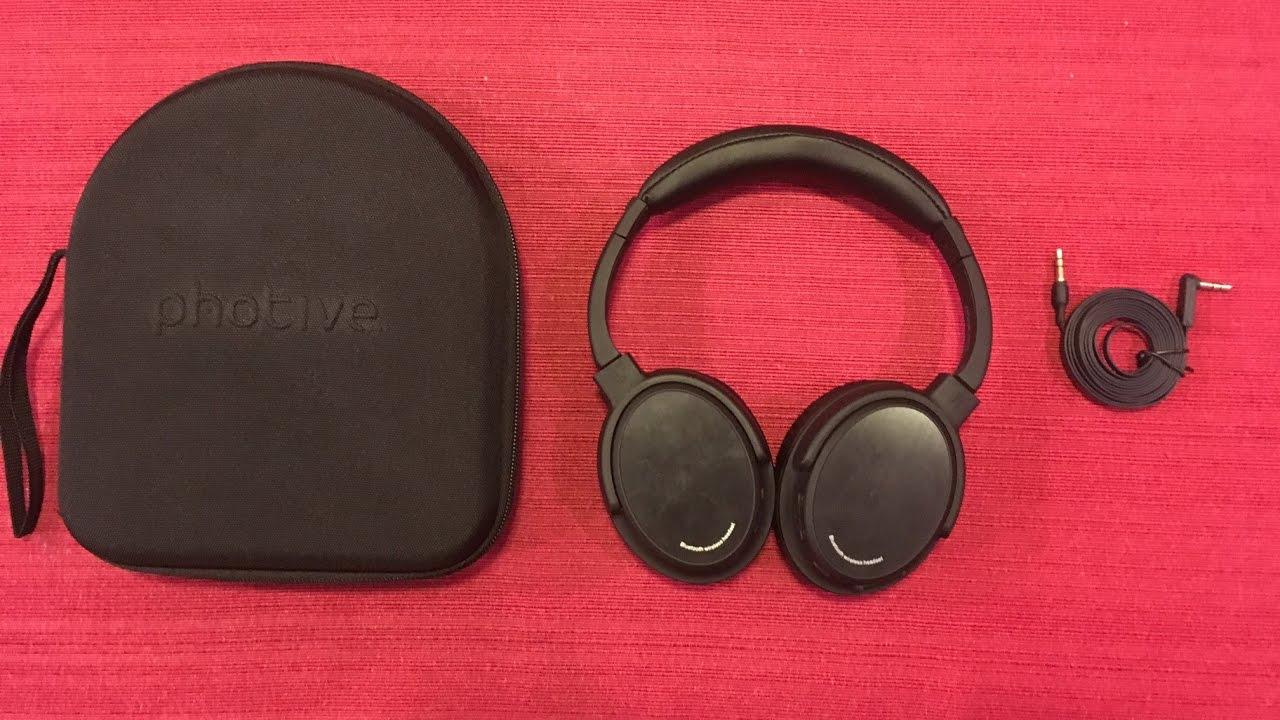 e163e05e9fc The Best Wireless Headphones? (Photive BTH3 Review). Today's Tech