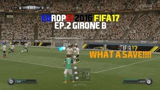 EUROPEI 2016 SU FIFA17 #2