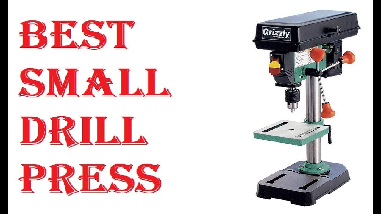 Best Small Drill Press 2020 - YouTube