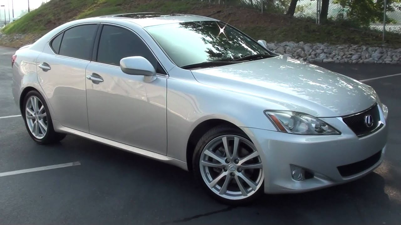for sale 2006 lexus is 250 only 54k miles stk 11076c. Black Bedroom Furniture Sets. Home Design Ideas
