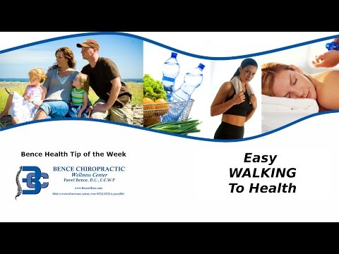 Chiropractor Sterling Heights MI Easy WALKING To Health