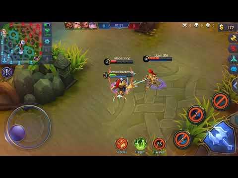 Mobile legend ( zilong has been slain )