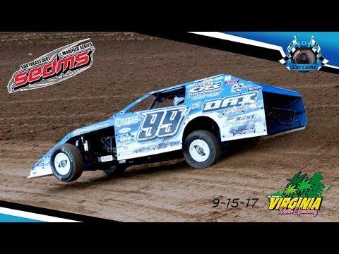 #99w Chris Arnold - Day 1&2 - 9-15&16-17 Virginia Motor Speedway - In Car Camera