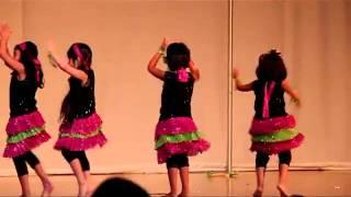 Prisha ICC Dance  Aayo Re Maro Dolna.mp4