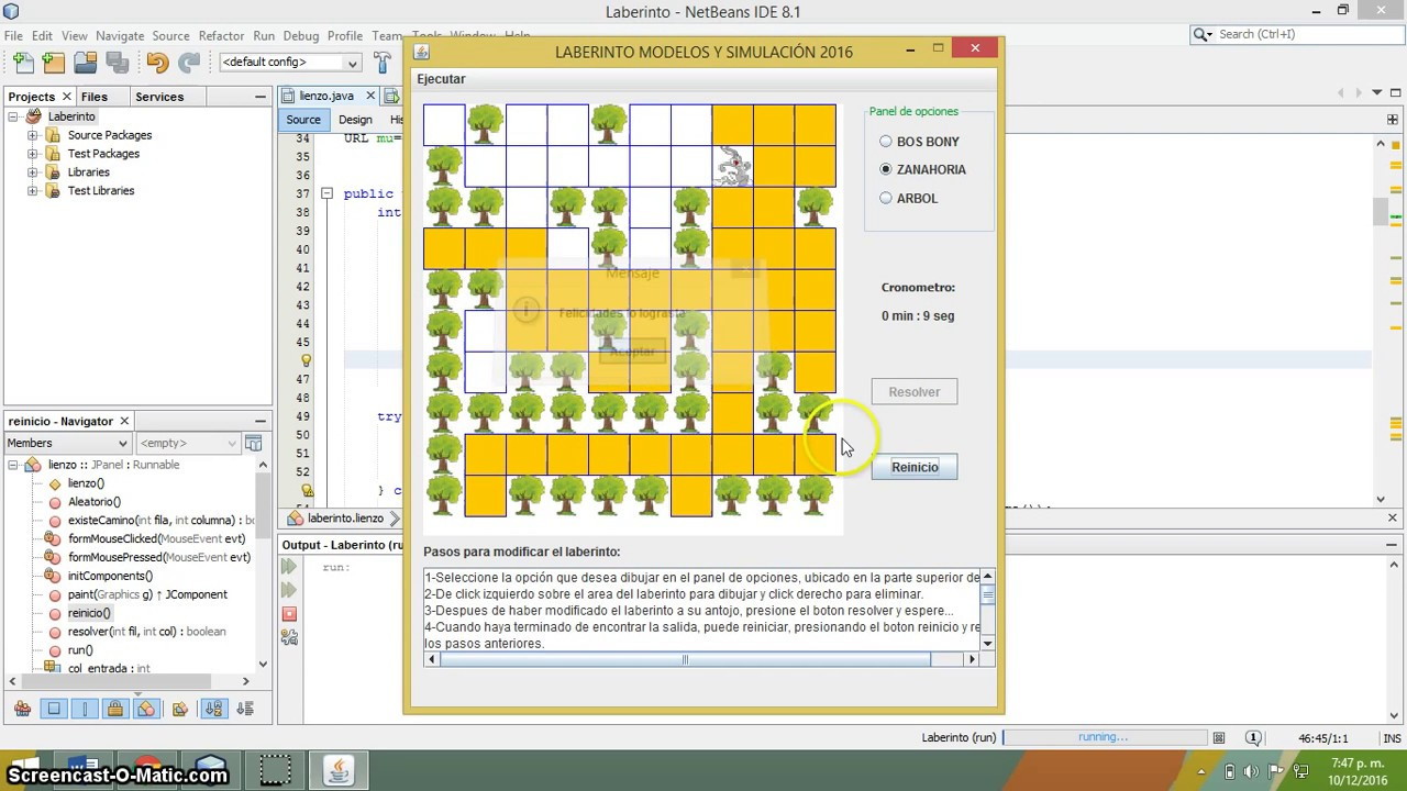 Estadstica Matemtica Y Computacin Simulador De Circuitos