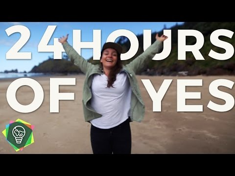 24 Hours of YES Challenge! | New Age Creators