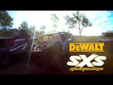 2019 CAMS DEWALT SXS Australian Championship Promo