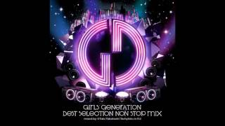 (SNSD) Girls' Generation [BEST SELECTION NON STOP MIX] - Stafaband