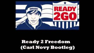 Martin Solveig ft. Kele & Avicii - Ready 2 Freedom (Carl Novy Bootleg)