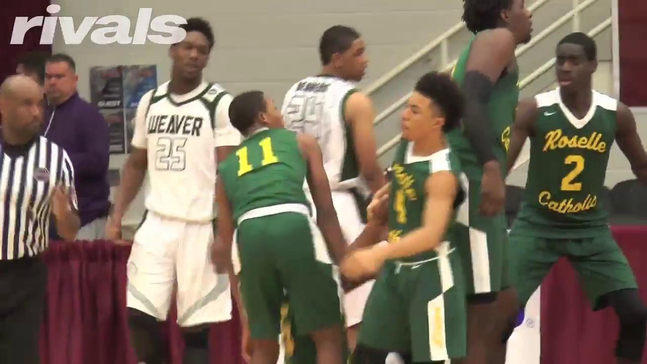 0668610e047e Temple Commit Nate Pierre-Louis Senior Season Highlights - YouTube