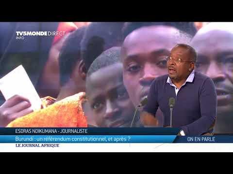 On en parle : au Burundi, un référendum et après ?