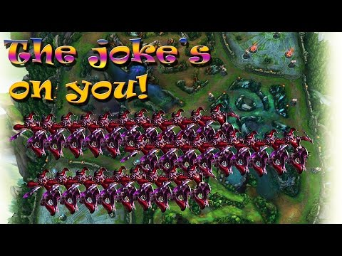 Setting Up Plays & Being Everywhere With Teleport | AP Shaco Support S6