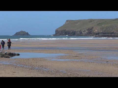 North Cornwall Walk From Padstow To Polzeath And Pentire Point