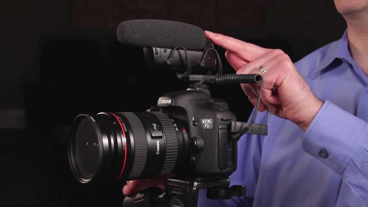 Shure VP83F Camera Mount Shotgun Mic Flash Recorder
