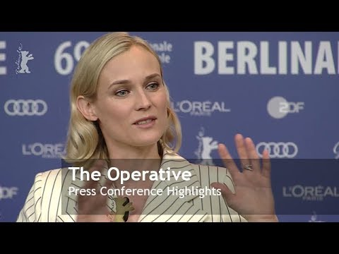 The Operative   Press Conference Highlights   Berlinale 2019