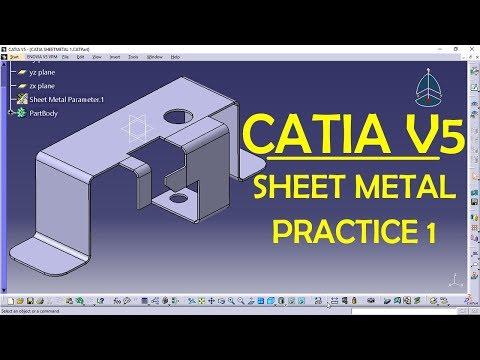 CATIA V5 SHEET