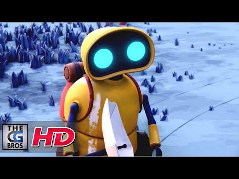 "CGI 3D Animated Short: ""Helper"" - by Vasilii Smirnov | TheCGBros"