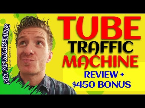 Tube Traffic Machine Review . http://bit.ly/2MJ2nrE