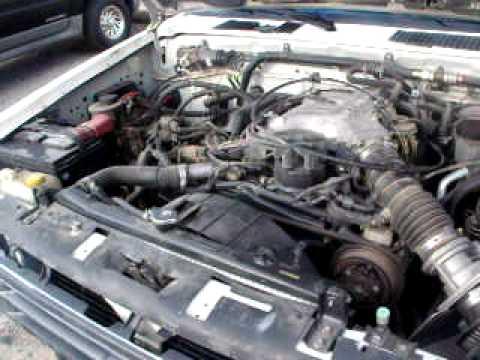 94 Nissan Pathfinder 30 Series Flowmaster Prerunner