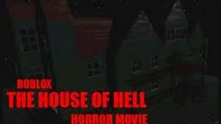 Scream 5 | The House of Hell | ROBLOX Horror Movie