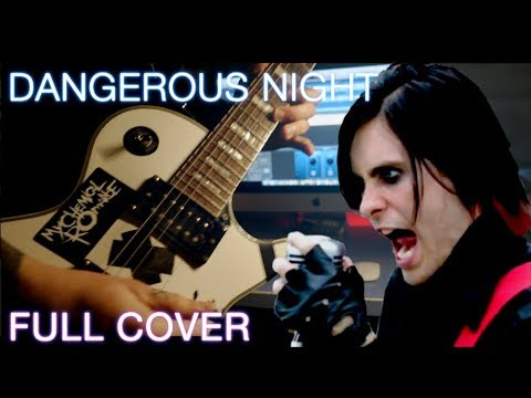 Thirty Seconds To Mars - Dangerous Night [FULL ROCK COVER feat. Jared Leto Voice]