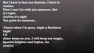 Basshunter-Northern Light Lyrics