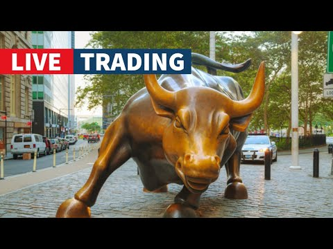 🔴 Watch Day Trading Live - June 15, NYSE & NASDAQ Stocks (Live Stream)