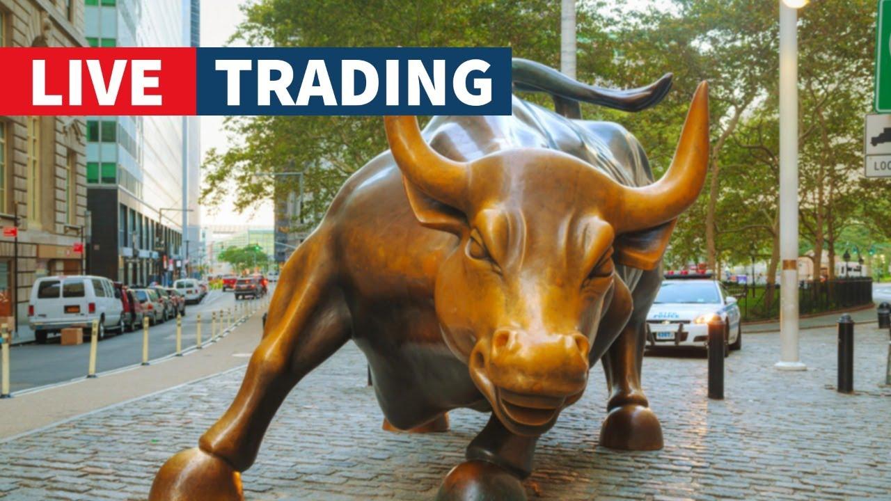 Watch Day Trading Live - June 15, NYSE & NASDAQ Stocks