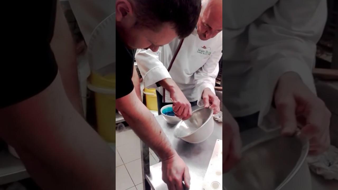 Kuchnia Molekularna Jean Bos Hotel Agit Lublin Youtube