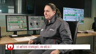 Veolia - Interview Cindy BENEDIC - Activité Eau Région Est