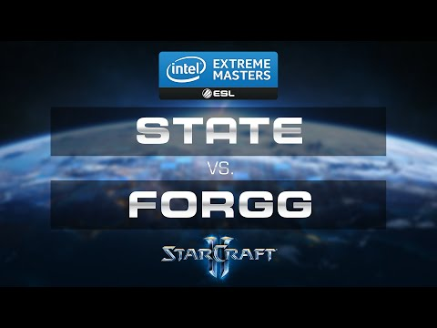 StarCraft 2 - State vs ForGG(PvT) - IEM 2015 Gamescom - Group C