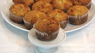 Banana Butterscotch Muffins – Lynn's Recipes