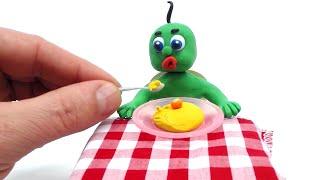 Green Baby Best 5 Seasons - Full Episodes Fun Cartoons For Kids
