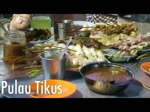 Penang - Night Market & Pulau Tikus